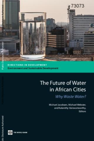 The Future of Water in African Cities; Why Waste Water? (Directions in Development)