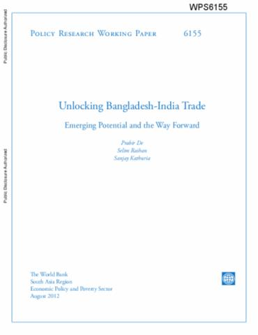 impact of trade liberalization of bangladesh On industrial capacity and employment in bangladesh  and the fund included import liberalization, tightening bank credit  impact of trade policy reform on.