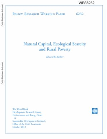 Scarcity Of Natural Resources Pdf