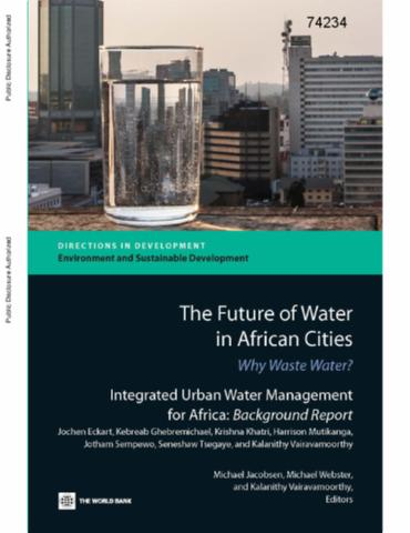 The Future of Water in African Cities : Why Waste Water?