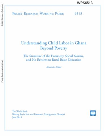 research on poverty and education