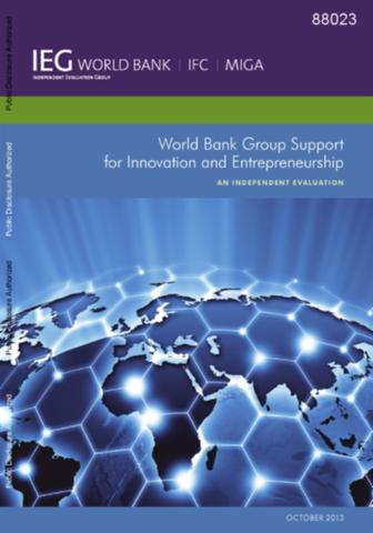 How To Build A Sub Box >> World Bank Group Support for Innovation and ...