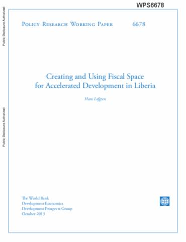 the development of liberia essay Recent student theses and research essays on africa and the african [côte d'ivoire and liberia] (ma, research essay for development (ma, research essay.