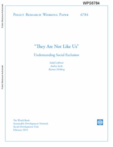 understanding social exclusion essay Keywords: class, cultural capital, social exclusion, ccse, gbcs, great britain  go to:  factor changes the understanding and significance of the matter   hartsock n the feminist standpoint revisited and other essays.