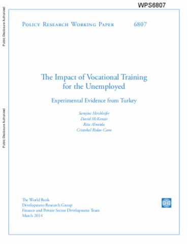 Invitation choice structure has no impact on attendance in a the impact of vocational training for the unemployed experimental evidence from turkey stopboris Choice Image