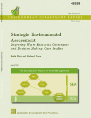 case studies of water resources
