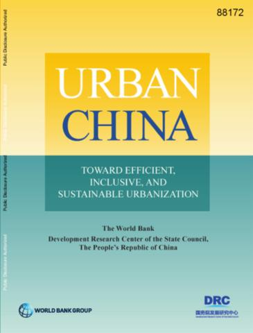 Urban China : Toward Efficient, Inclusive, and Sustainable