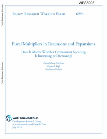 government spending fiscal policy pdf