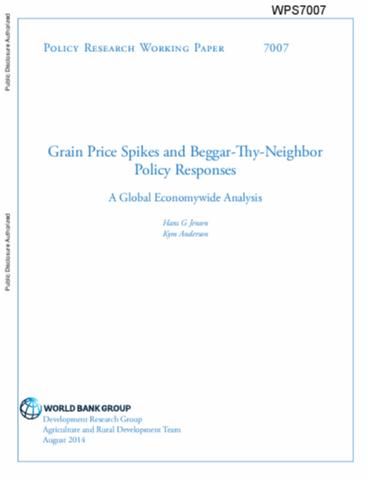 an analysis of the global grain drain The green revolution essay examples 11 total results an analysis of the global grain drain 489 words 1 page the history of the green revolution in the united.