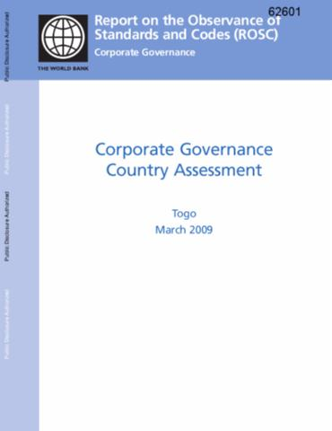 corporate governance reforms in emerging countries These reforms have emphasized transparency and accountability there is therefore the need  (ahunwan, 2002), demand effective corporate governance in these countries until relatively recently, however, the issue of corporate governance has received minimal attention in the developing world the increasing globalization of the world economy.
