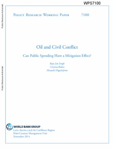 greed and grievance in civil war collier pdf