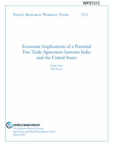 Economic Implications Of A Potential Free Trade Agreement Between