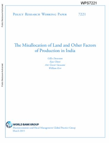 factors of production in india Economic factors affecting rice production in thailand texas agribusiness market research center (tamrc) international research report no im.