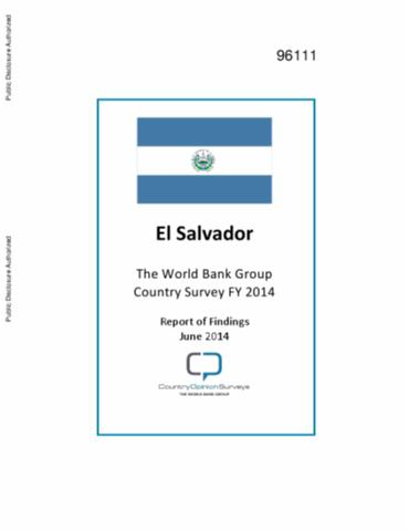 el salvador country report El salvador 2 international monetary fund assessing potential output1 based on various filters and the production function approach, el salvador's potential growth is.