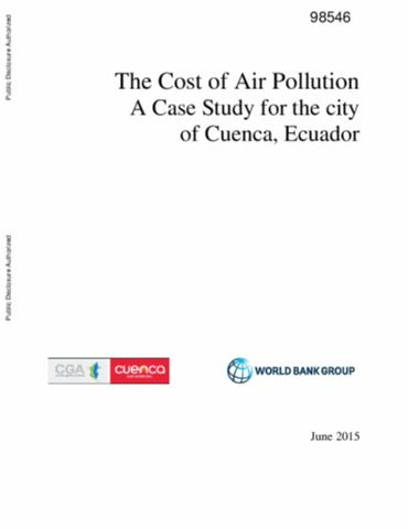 Pollution information pdf air