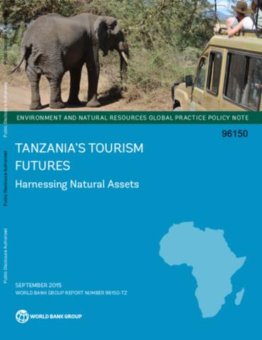 Tanzanias tourism futures harnessing natural assets sciox Image collections
