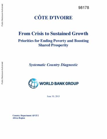 world bank policy research working paper no 5450