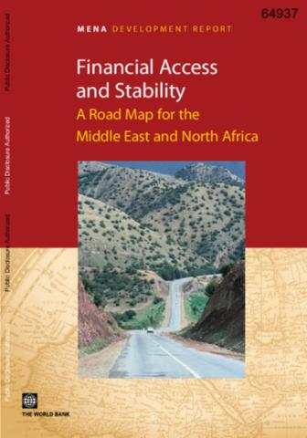 Financial Access and Stability : A Road Map for the Middle East and ...