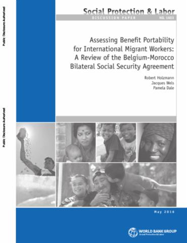 Do bilateral social security agreements deliver on the portability assessing benefit portability for international migrant workers a review of the belgium morocco bilateral social security agreement platinumwayz