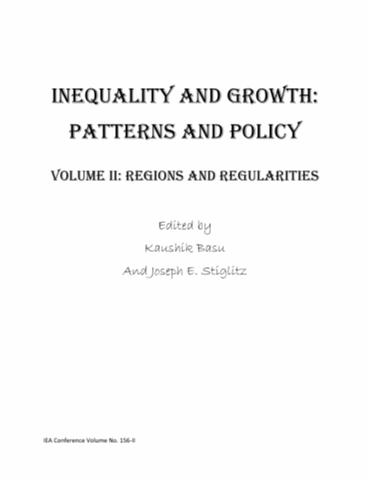 Inequality and growth patterns and policy volume 2 regions and thumbnail fandeluxe Gallery