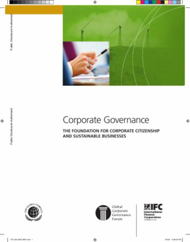 GOVERNANCE BY FERNANDO A PDF ETHICS BUSINESS AND CORPORATE C