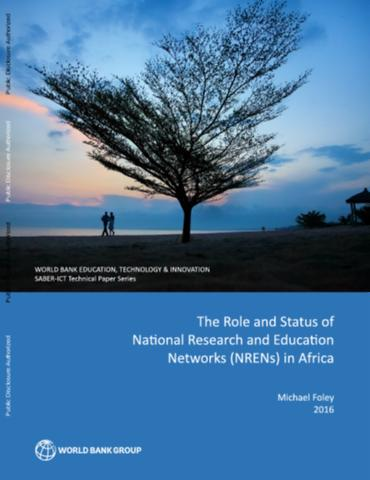 The Role and Status of National Research and Education