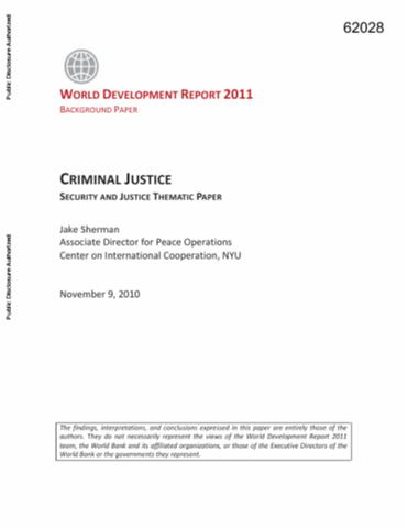 criminal justice integration paper This sample criminal justice theories research paper features: 3400+ words (14 pages), an outline, apa format in-text citations, and read more here.
