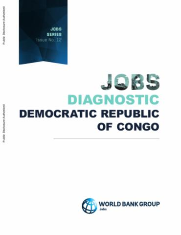 Democratic Republic of Congo Jobs Diagnostic