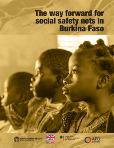 The Way Forward for Social Safety Nets in Burkina Faso