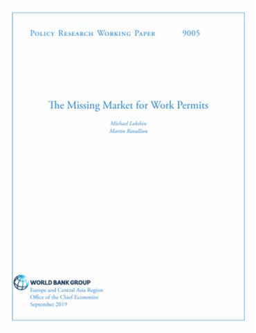 The Missing Market for Work Permits