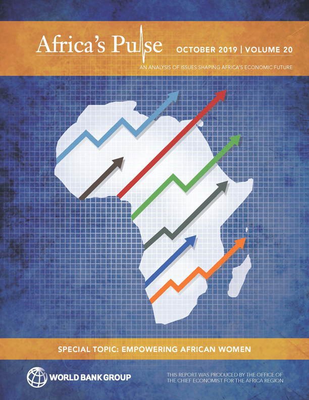 Africa's Pulse, No. 20, October 2019 : An Analysis of Issues Shaping Africa's Economic Future