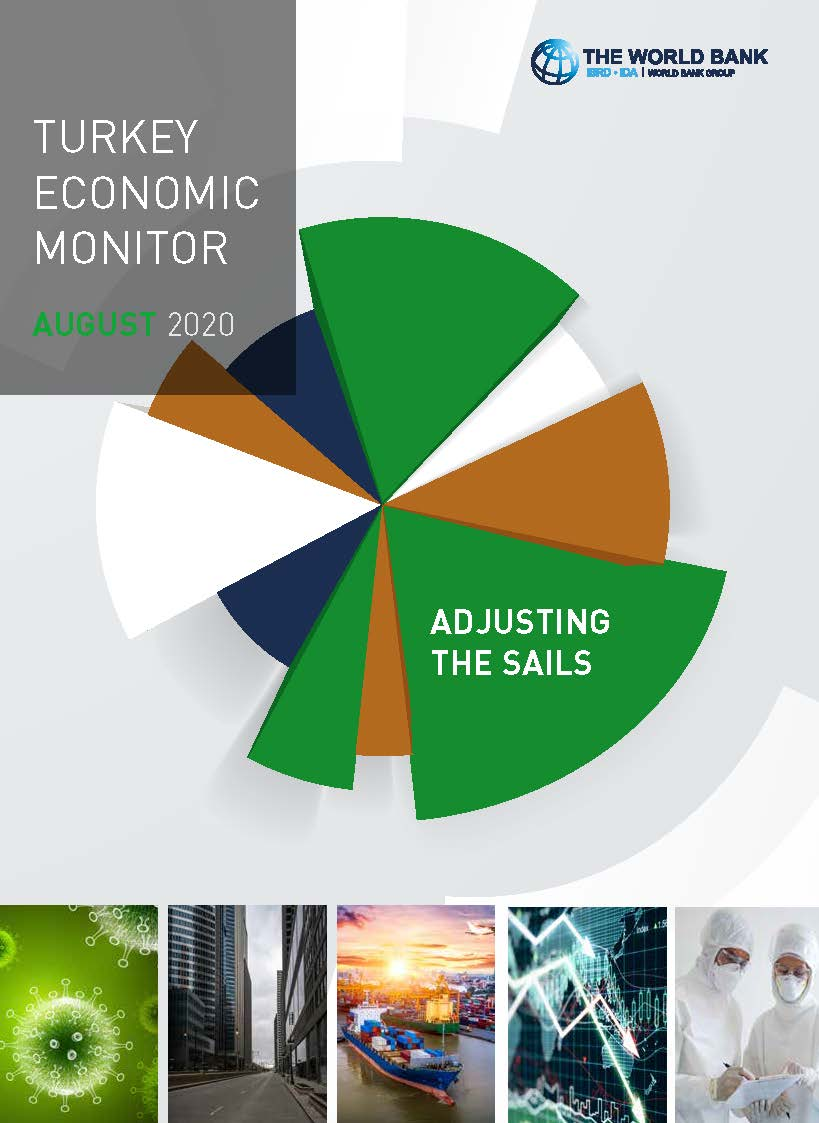 Turkey Economic Monitor, August 2020 : Adjusting the Sails