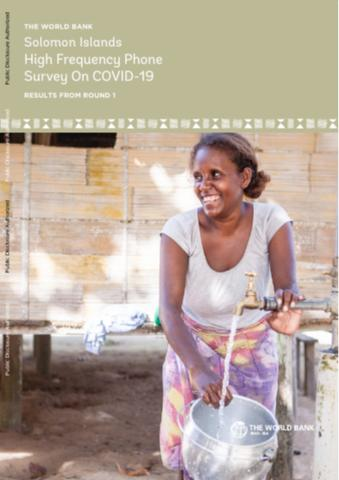 Solomon Islands High Frequency Phone Survey On Covid 19 Results From Round 1