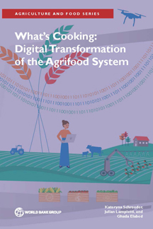 What's Cooking : Digital Transformation of the Agrifood System