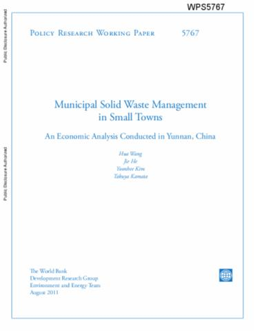 research paper on waste management pdf