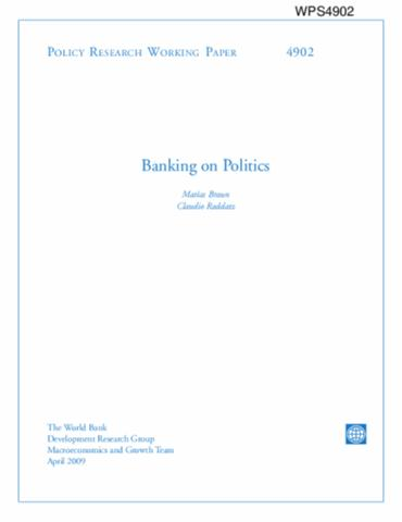 world bank policy research working paper no 5475 World working no 5430 policy paper research bank no 5430 bank paper policy research working world stating a hypothesis in a research paper journals.
