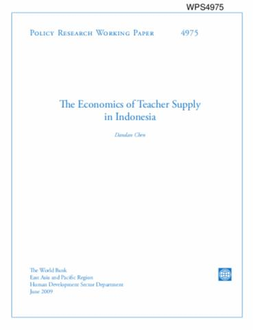 world bank policy research working papers