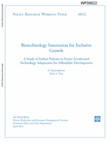 inclusive growth of india a study Agricultural development and inclusive growth in india: a case study of gujarat deepak kumar behera department of humanities and social science, iit madras, chennai .