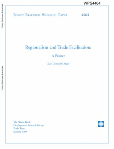 Research papers on financial facilitation