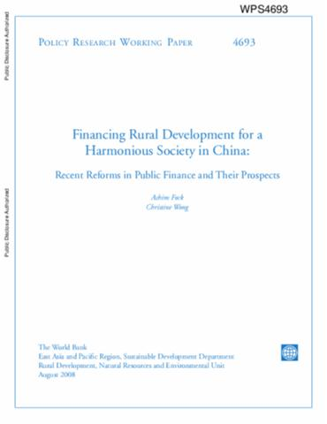 world bank china office research working paper Latest news and information from the world bank and its development work in china access china's economy facts, statistics, project information, development research from experts and latest.