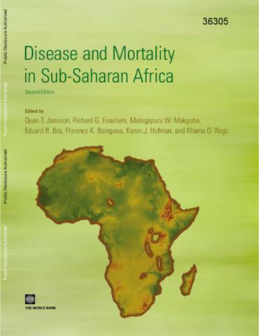 Disease And Mortality In Sub Saharan Africa Second Edition