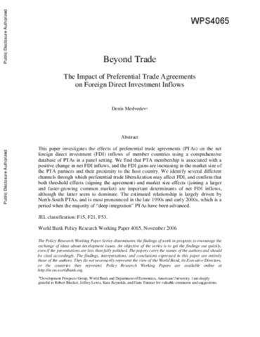 case study on outward foreign direct investment in indian
