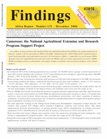Agriculture good topics for research project